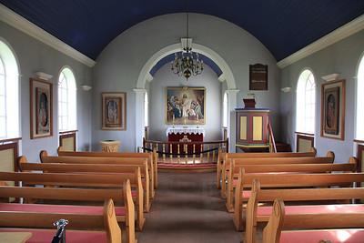 W kościółku