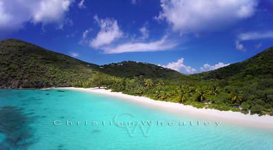 GI 004 White Bay, Guana Island, British Virgin Islands