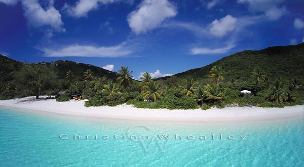 GI 003 White Bay, Guana Island, British Virgin Islands