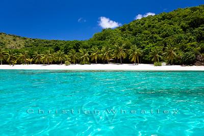 MI 002 Mosquito Island, British Virgin Islands