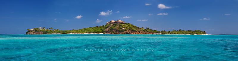 NI 002 Necker Island, British Virgin Islands