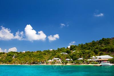 CI 002 Cooper Island, British Virgin Islands