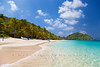 summer resort on Peter Island, British Virgin Islands