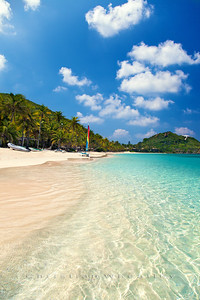Deadman's Bay, Peter Island, British Virgin Islands