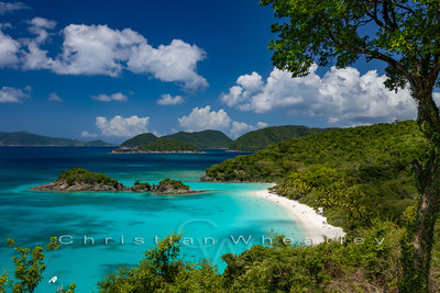 STJ 125 Trunk Bay, St. John, US Virgin Islands (W181)