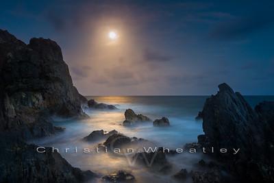 E031 moonrise