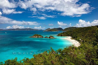 Trunk Bay Overlook 2