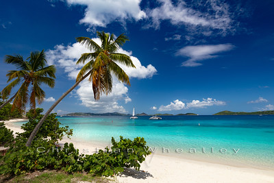 Honeymoon Bay, St. John, US Virgin Islands