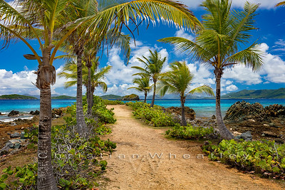 Pretty Klip Point, Sapphire Bay, St. Thomas, US Virgin Islands