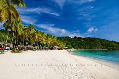 Honeymoon Beach, Water Island, US Virgin Islands