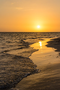 Jamaica sunset vertical