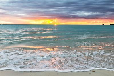 Stunning Jamaican Sunset