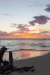 Jamaican Sunset - vertical