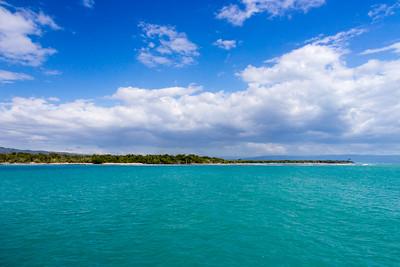 Jamaica's South Coast