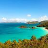Trunk Bay Overlook, St John, US Virgin Islands