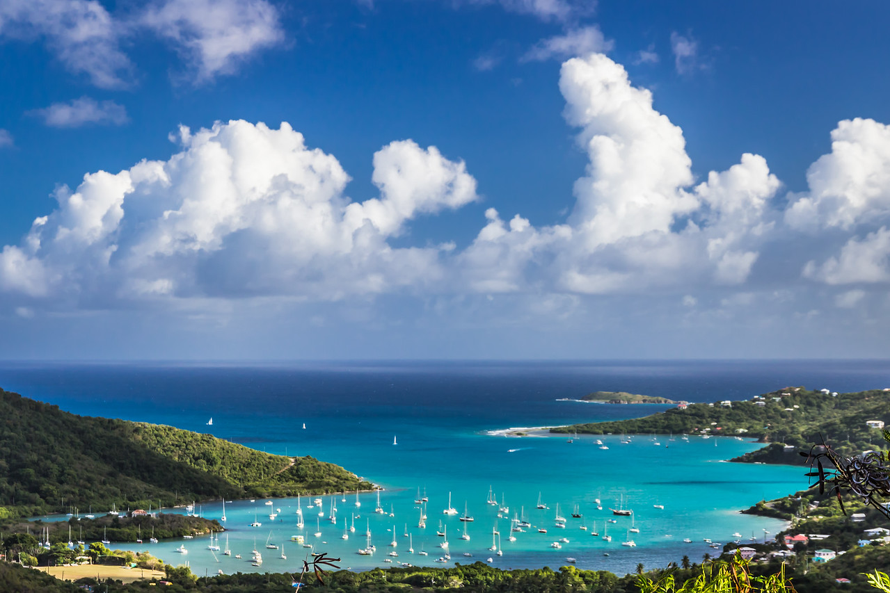 Coral Bay, St John, US Virgin Islands