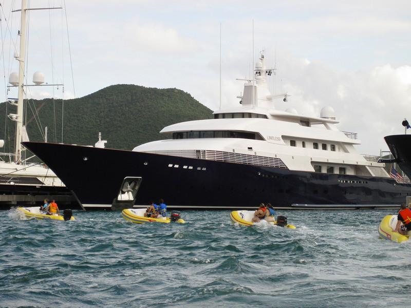 The Limitless:  Les Wexner (St. Maarten)