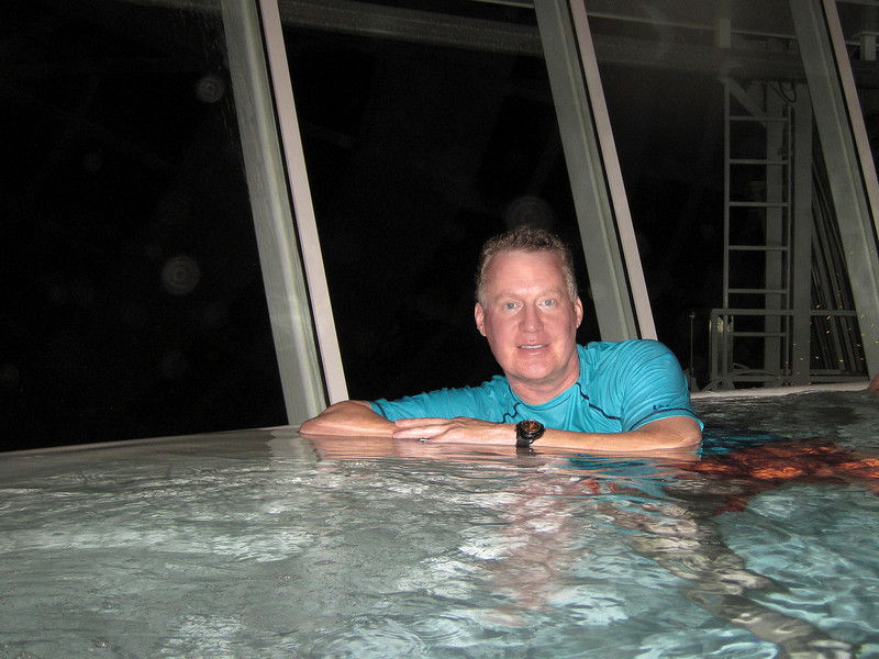 Jacuzzi Mike