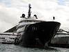 Bill Gates' yacht (St. Maarten)