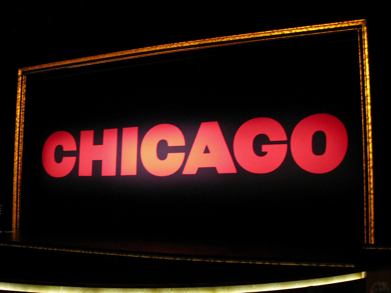 Chicago in the Amber Theater