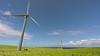 Upolu wind turbines near Hawi, Hawaii