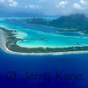 Arriving at Bora Bora, French Polynesia