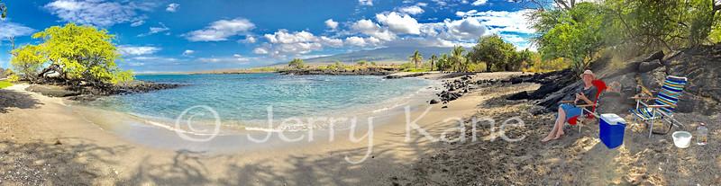 Honokohau, Big Island, Hawaii