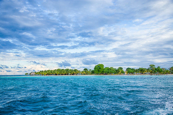 Moho Caye, Belize
