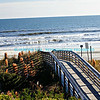 Walkway To The Beach - Isle Of Palms, SC