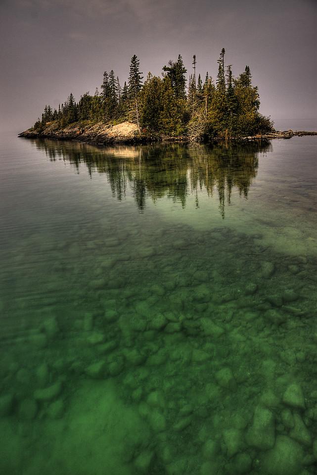 Little Hawk Island