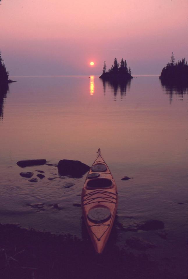 Herring Bay Sunset