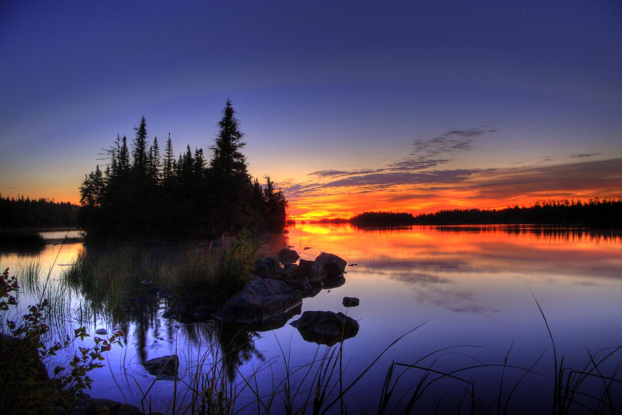Tobin Harbor Sunrise II