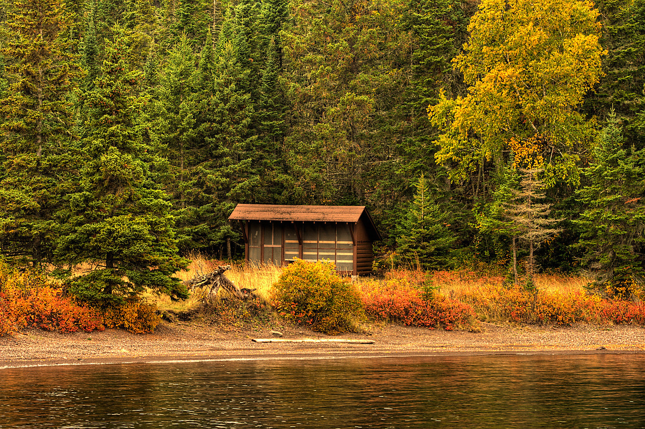 Belle Isle Campground, Isle Royale
