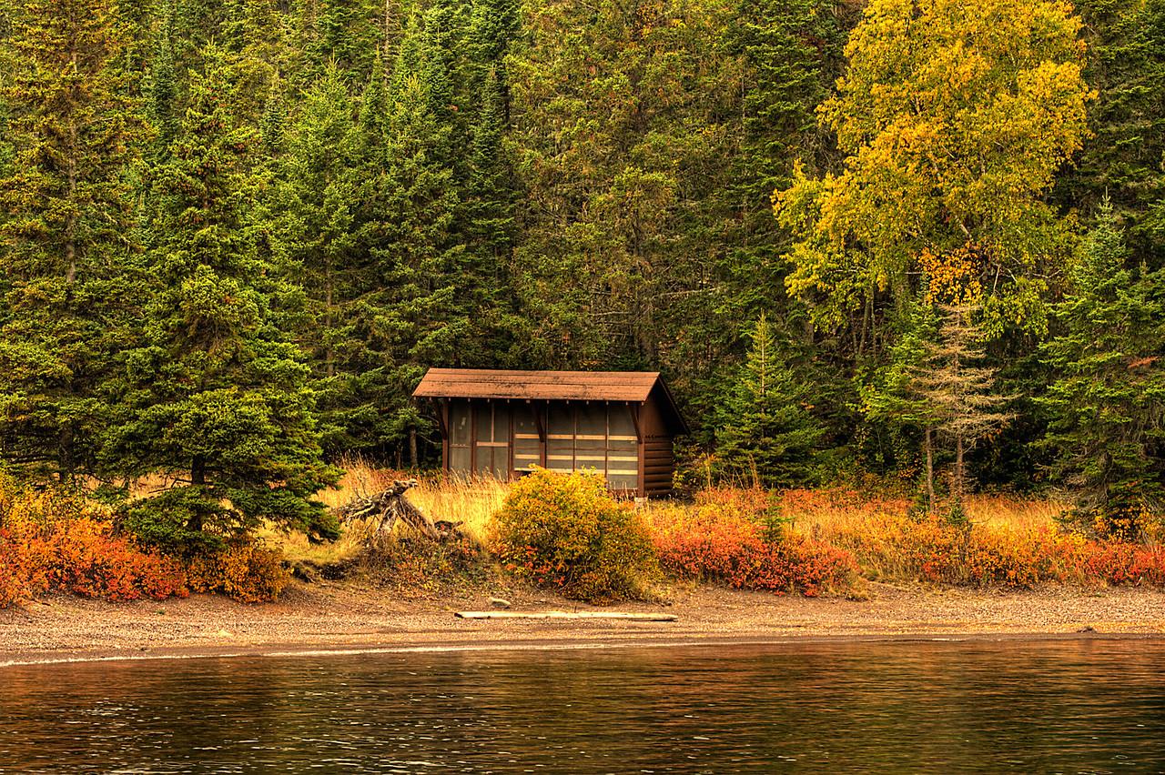Belle Isle Campground, Isle Royale