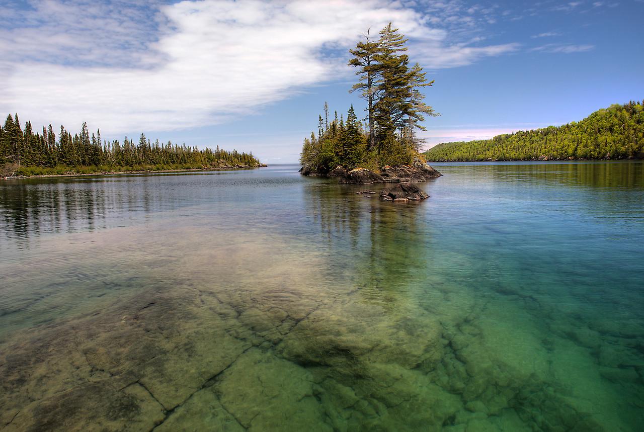 Little Dean Island