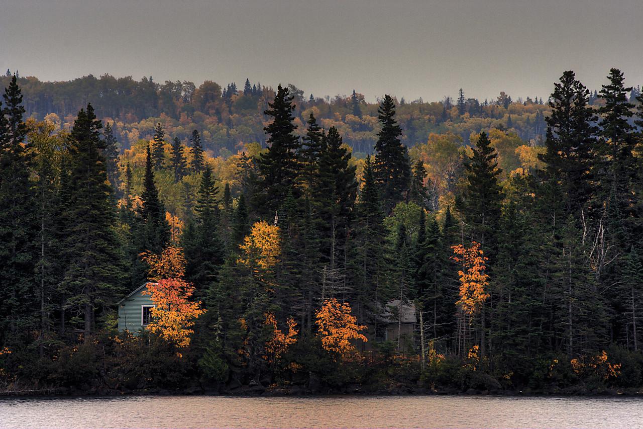 Johnson Island Fall