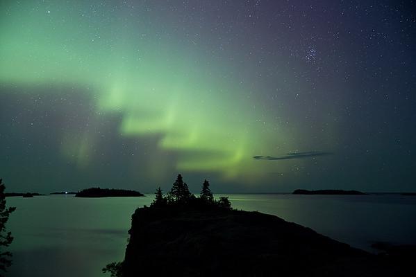 Scoville Point Aurora