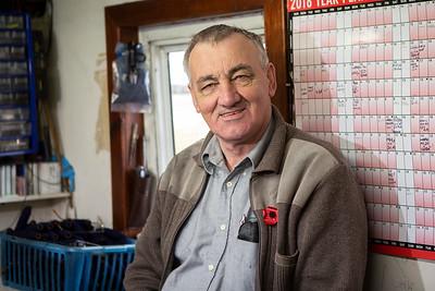 Donald John Mackay - Luskentyre