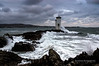 Carraig Fhada Lighthouse, Kilnaughton Bay, Isle of Islay