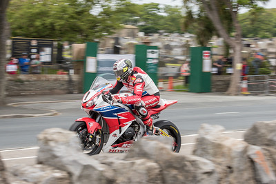 Isle of Man TT Races 2015