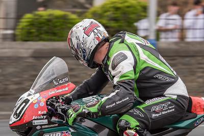 Isle of Man TT Races 2015