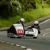 Wayne Lockey & Mark Sayers RealracingF2, 600 Ireson Honda, Isle of Man TT Sidecar 2017 at Bedstead