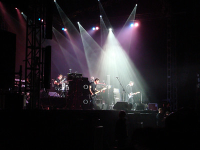 The Stranglers / Madness Concert 2007