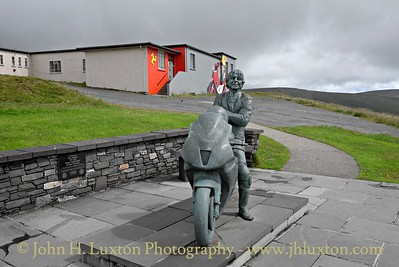The Joey Dunlop Memorial - Snaefell - Isle of Man - July 29, 2015