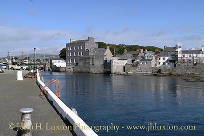 North Pier, Castletown Harbour, Castletown, Isle of Man - August 19, 2013