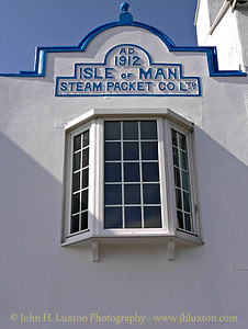 Isle of Man Steam Packet Company Office, Castletown, Isle of Man - August 19, 2013