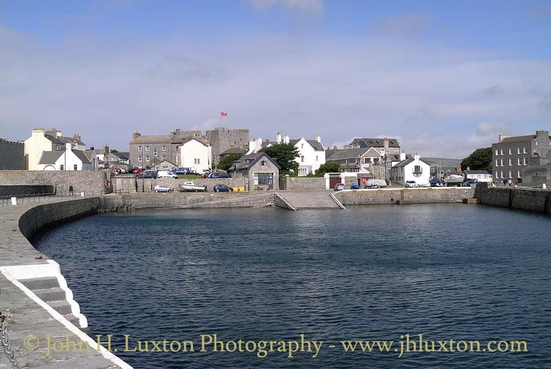 Castletown Harbour, Isle of Man. August 19, 2013
