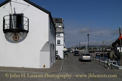 Castletown Harbour, Isle of Man. August 19, 2013
