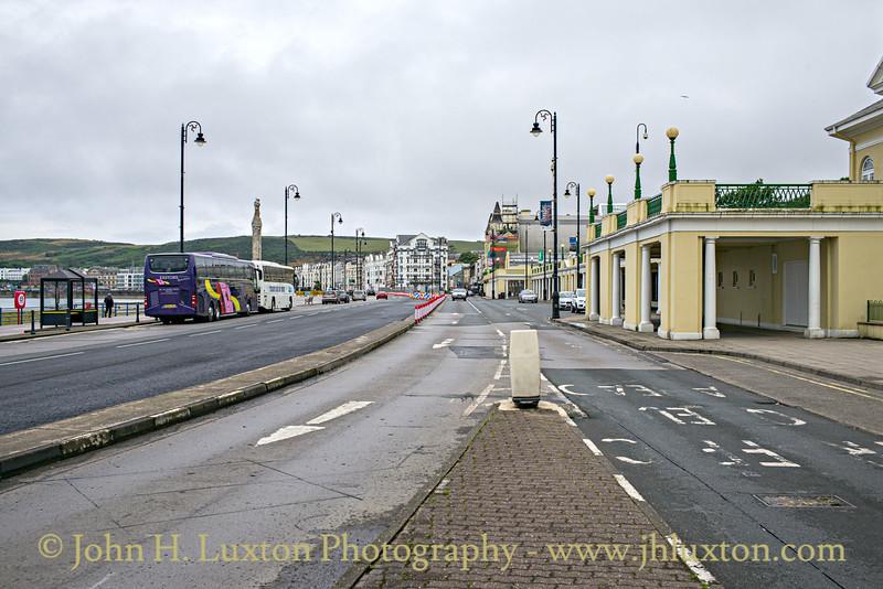 Harris Promenade - Douglas - Isle of Man, July 28, 2019