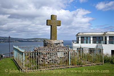 The Douglas Head War Memorial, Douiglas, Isle of Man - July 02, 2017